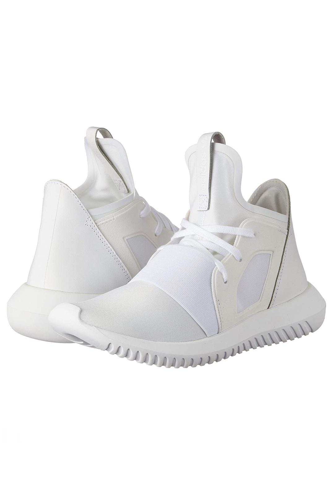 Baskets / Sneakers  Adidas S75250 TUBULAR DEFIANT W BLANC