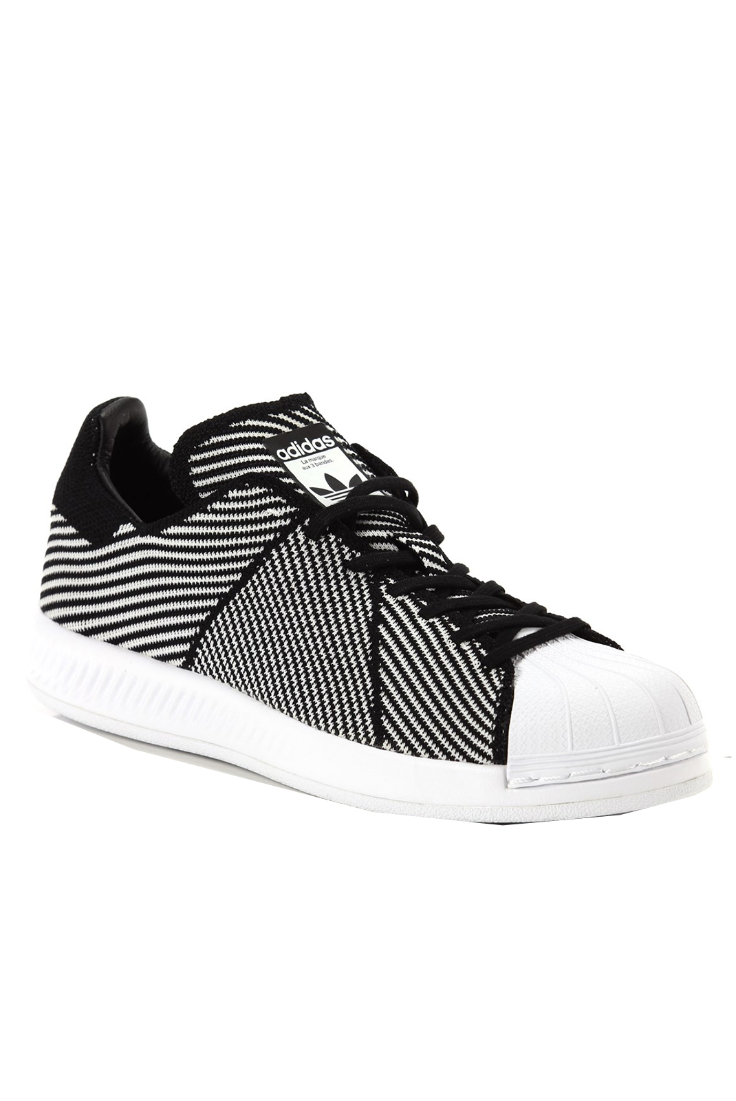 Baskets / Sport  Adidas S82243 SUPERSTAR BOUNCE PK BLACK