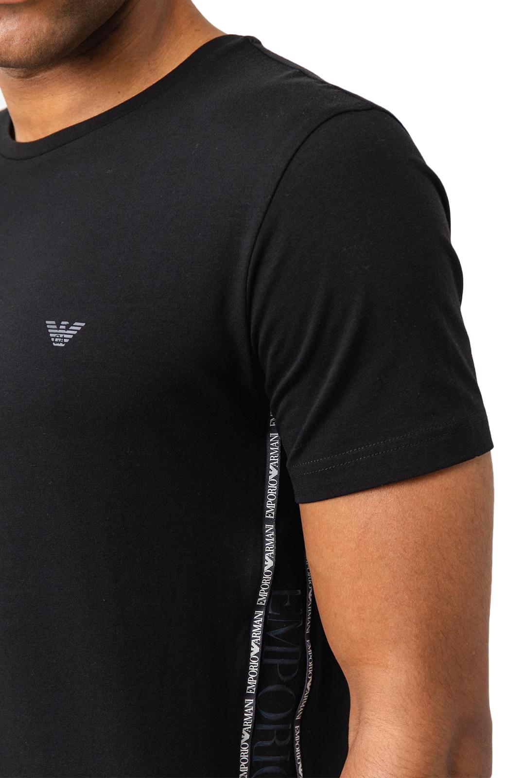 T-S manches courtes  Emporio armani 211813 9P462 20 BLACK
