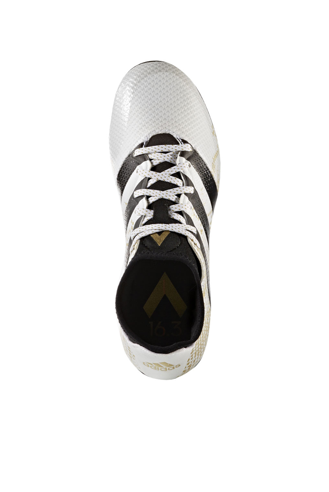 Baskets / Sport  Adidas AQ3437 ACE 16.3 PRIMEMESH TF J BLACK WHITE