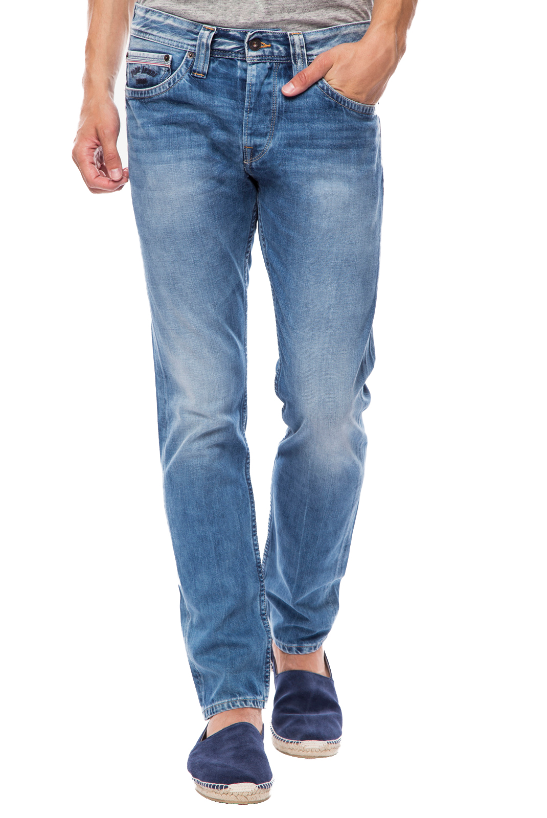 Jeans  Pepe jeans PM201445N621 LYLE 000 denim