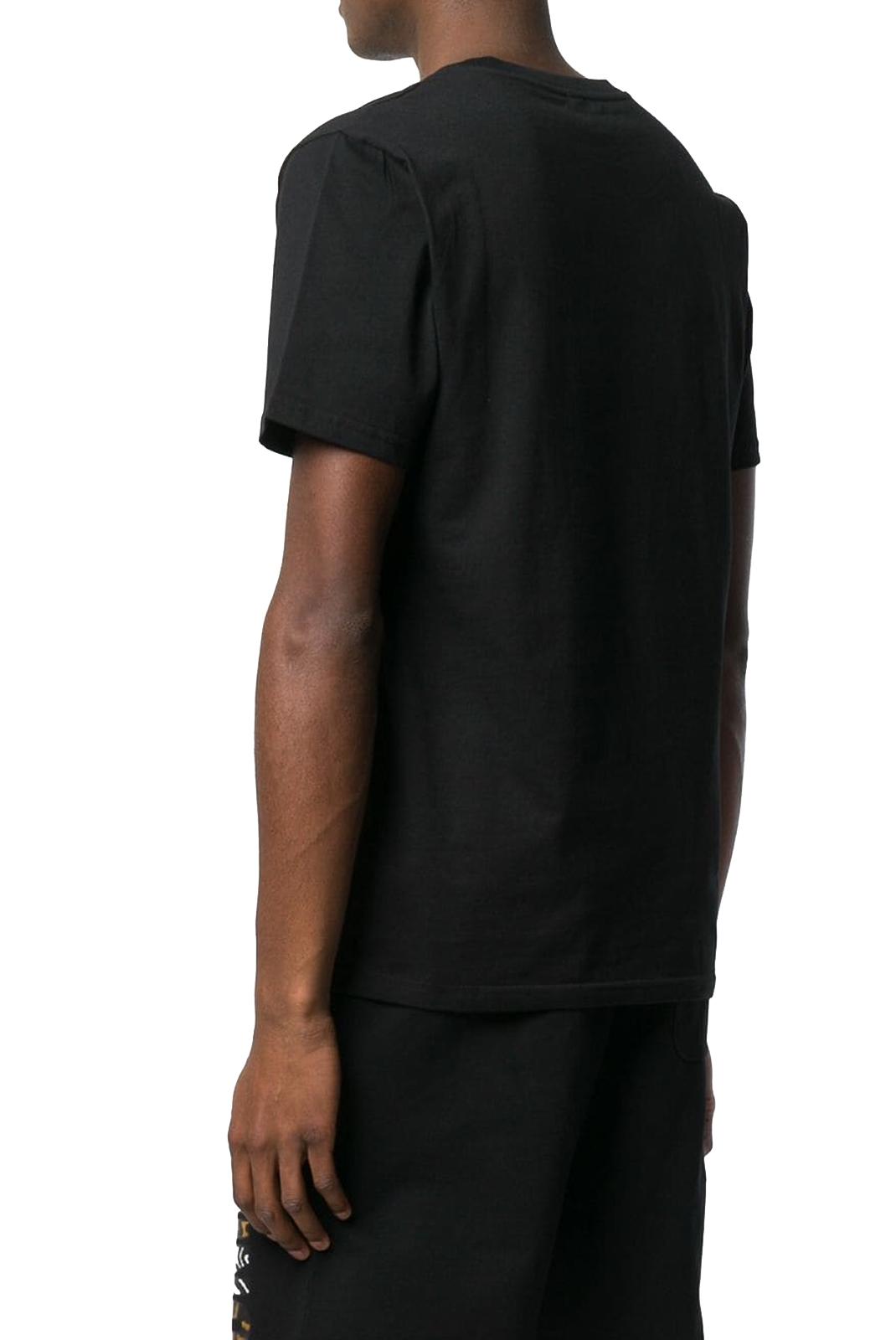 Tee-shirts  Moschino 3V1903 0555 BLACK