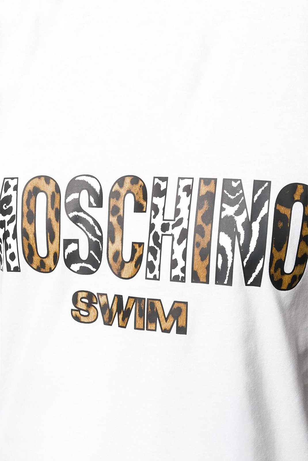 Tee-shirts  Moschino 3V1903 0001 WHITE