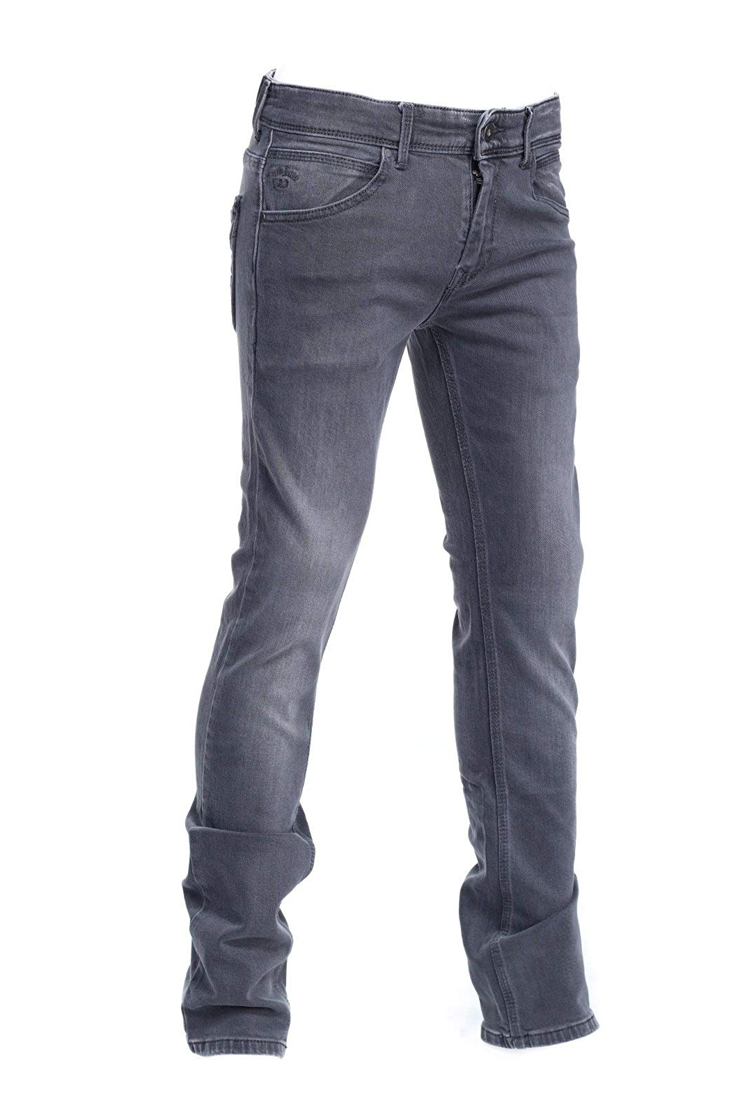 Bas  Pepe jeans PB200232 riveted gris