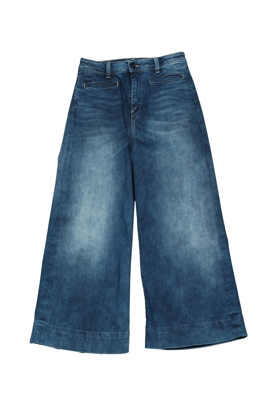Bas  Pepe jeans PG200541 wendie bleu