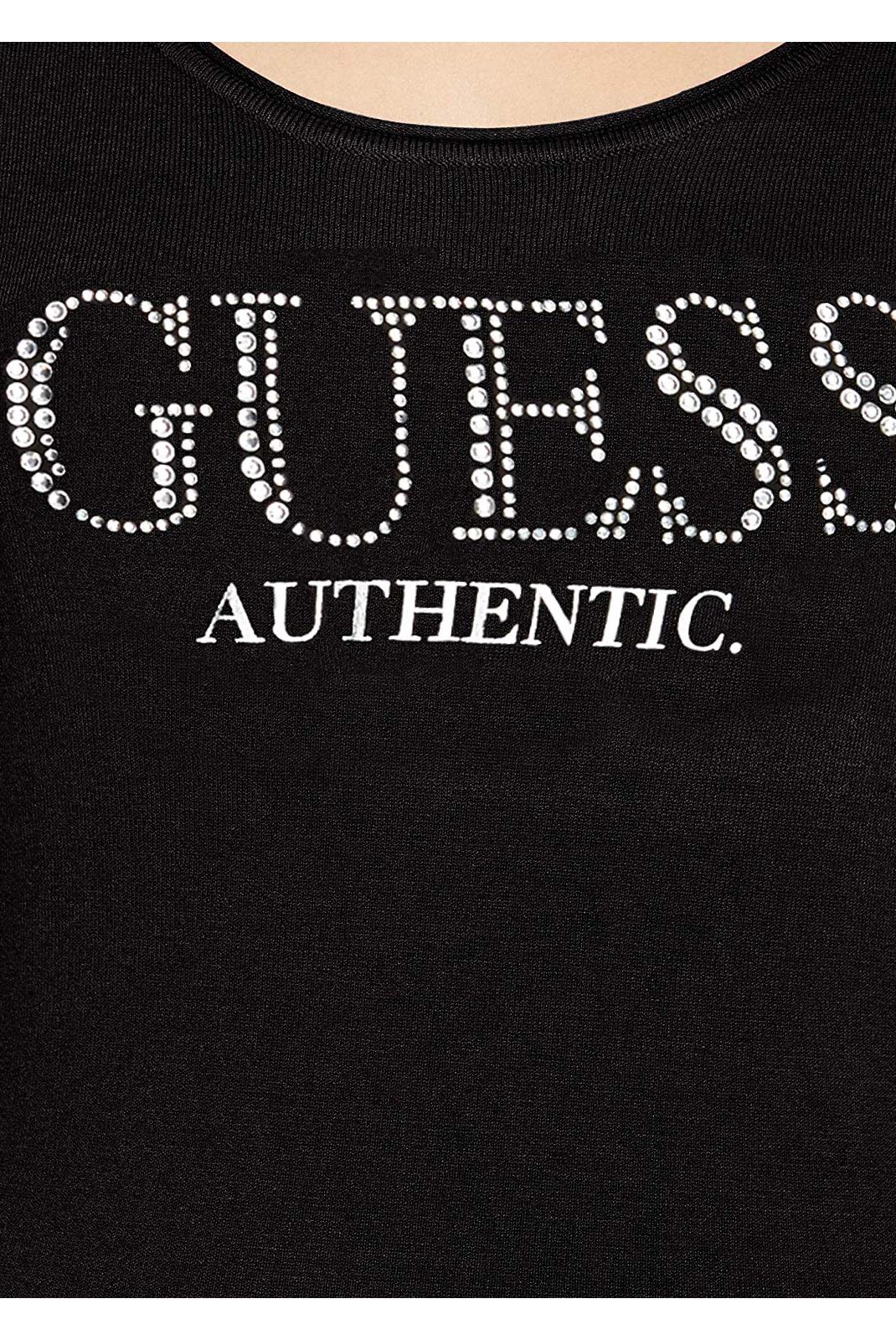 Pull  Guess jeans W91R58 Z2760 Jet Black A996