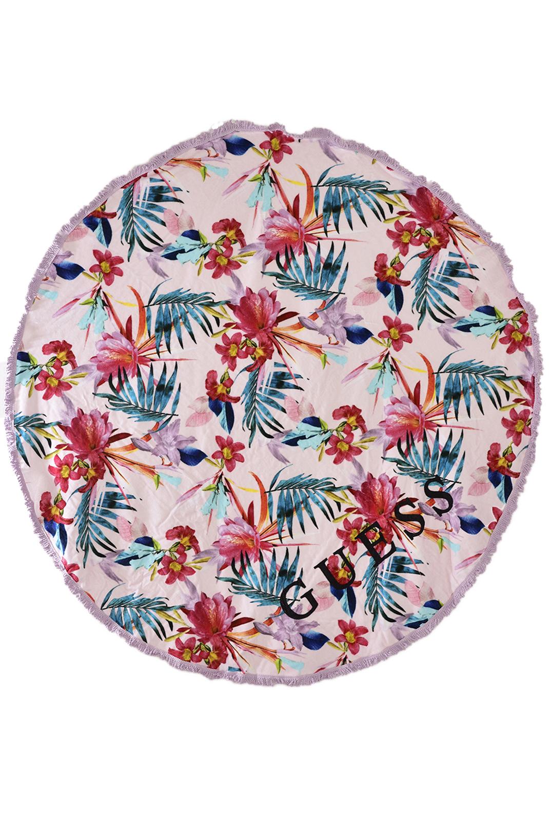 Beachwear  Guess jeans E92Z19 SG002 F482 PINK FLOWERS