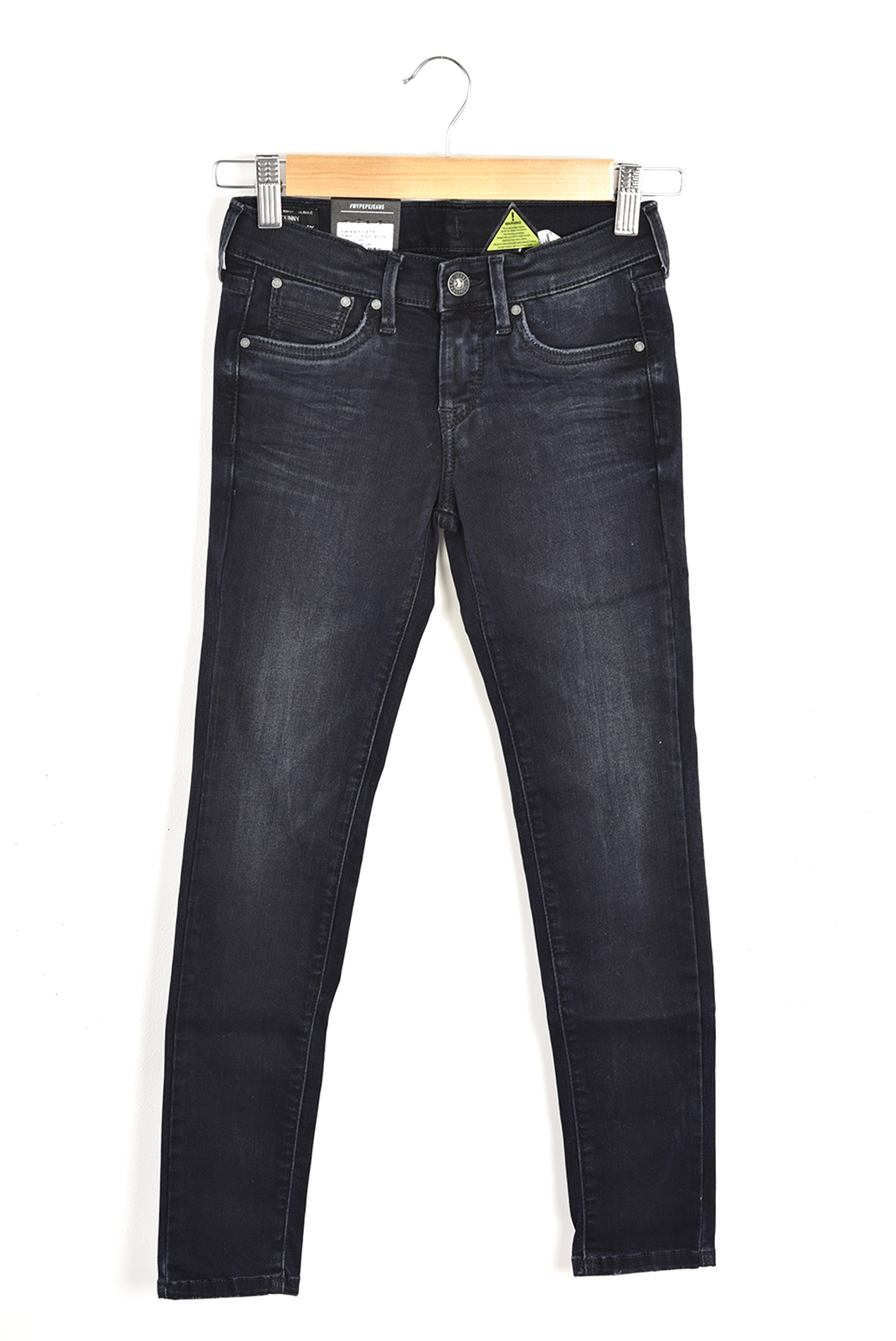 Bas  Pepe jeans PG200242 pixlettte BLEU