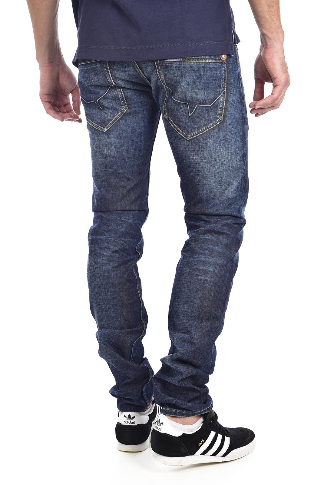 Jeans  Pepe jeans PM200983W124 colville bleu