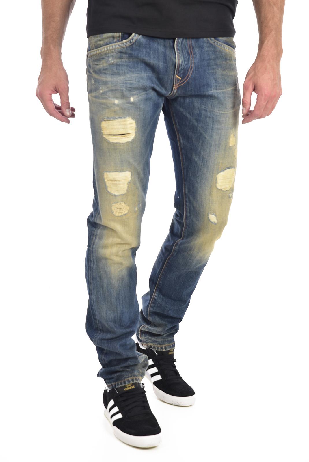 Jeans  Pepe jeans PM201056B384 bleu