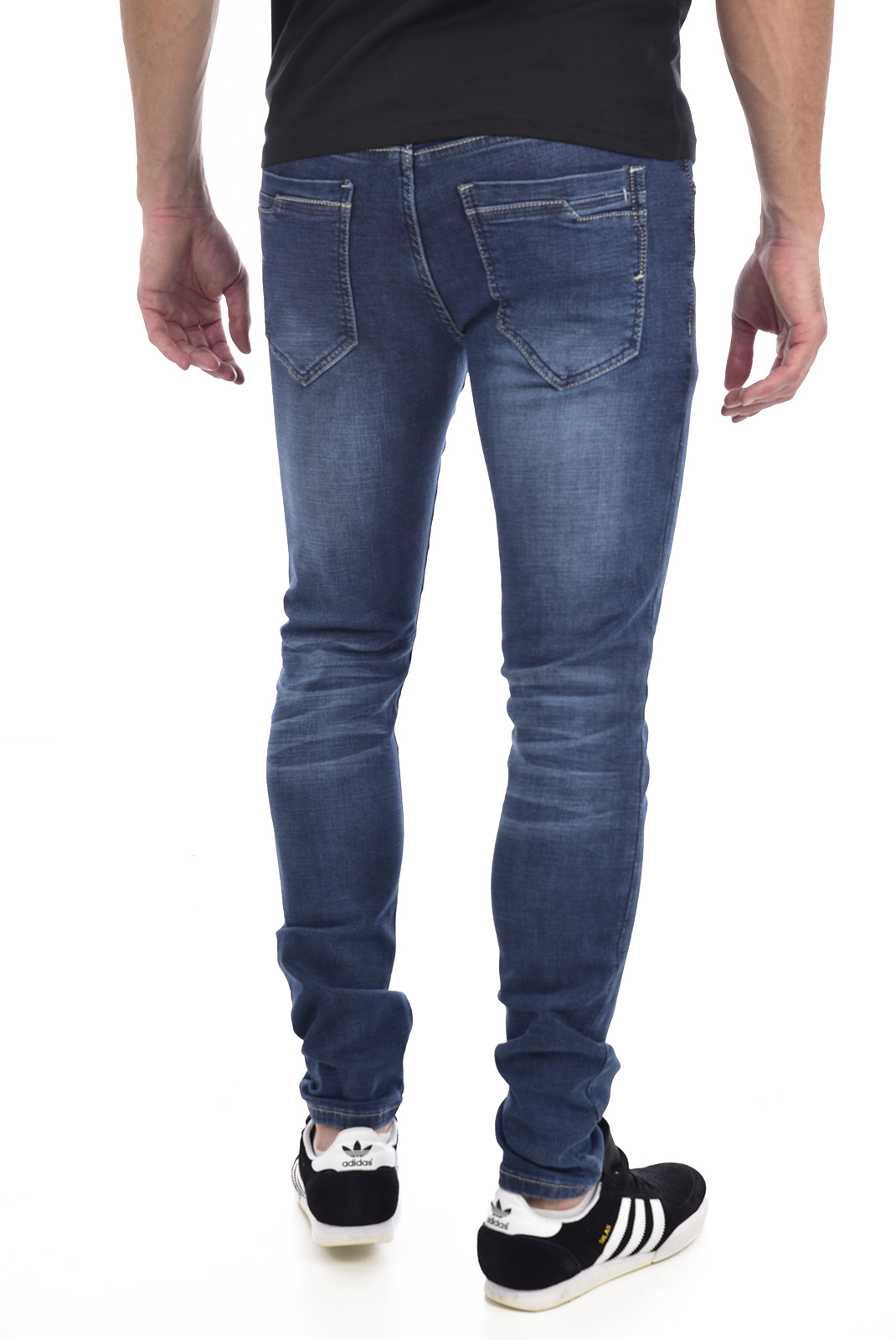 Jeans  Leo gutti 5140 bleu