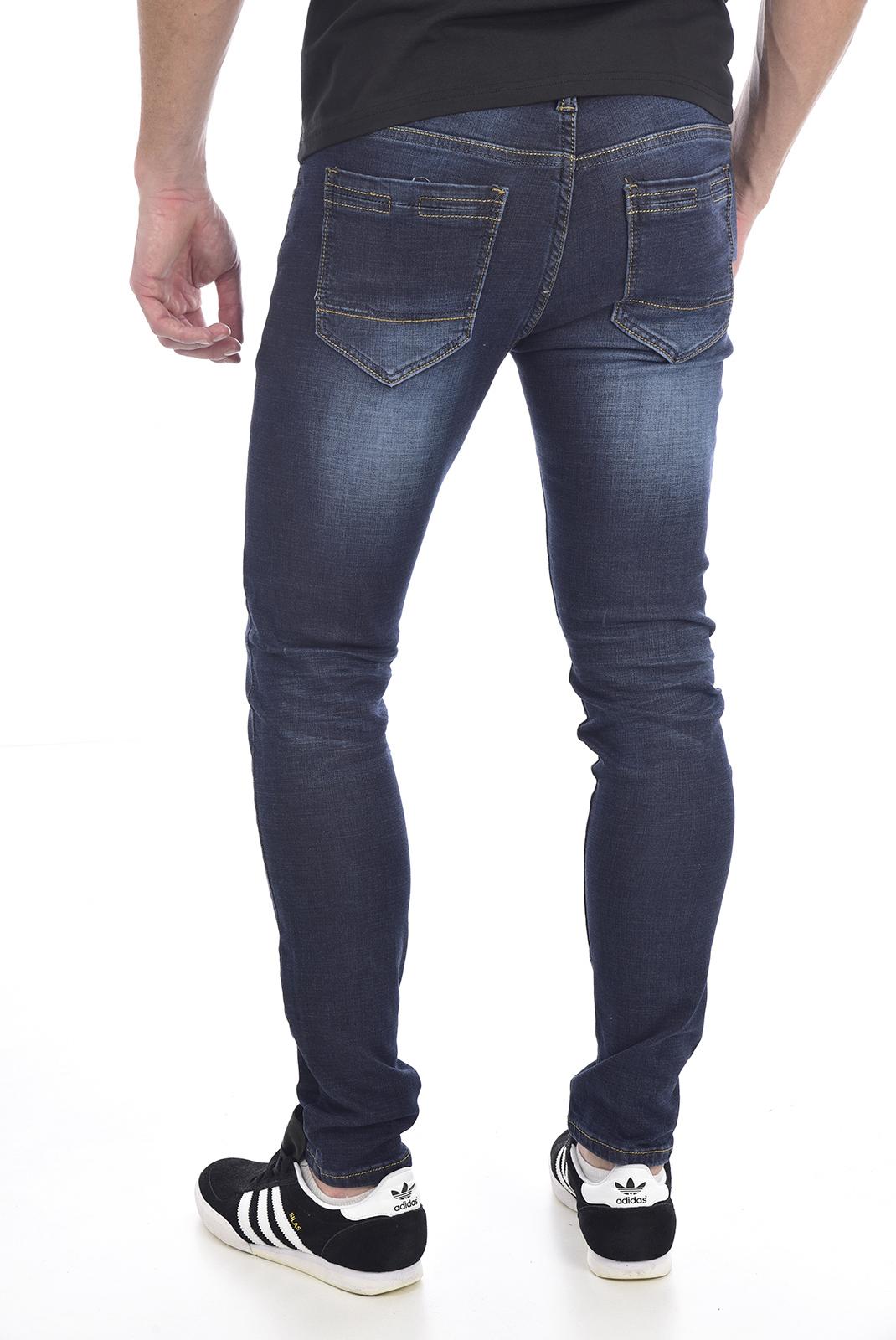 Jeans  Leo gutti 5139 bleu