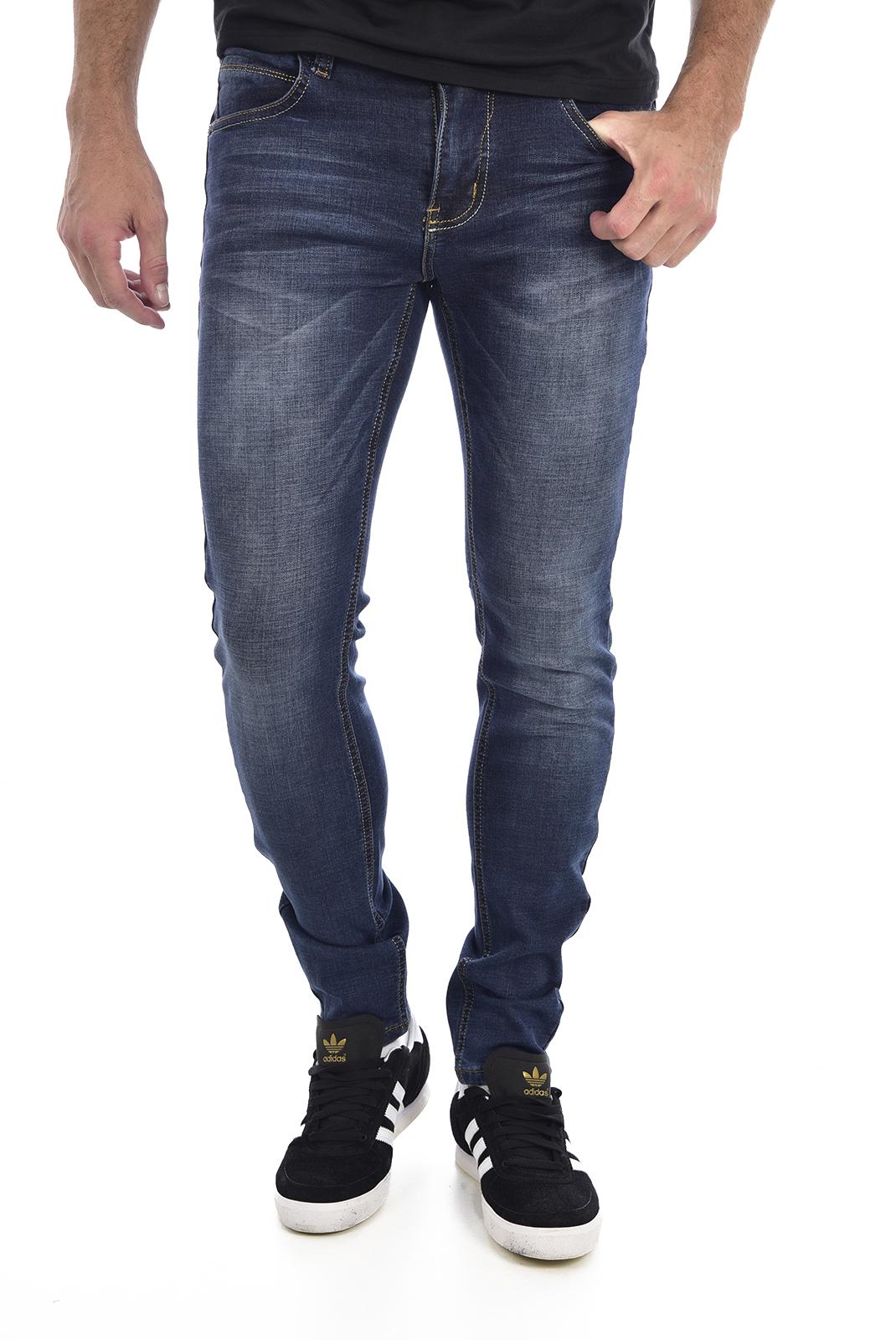 Jeans  Leo gutti 5141 bleu