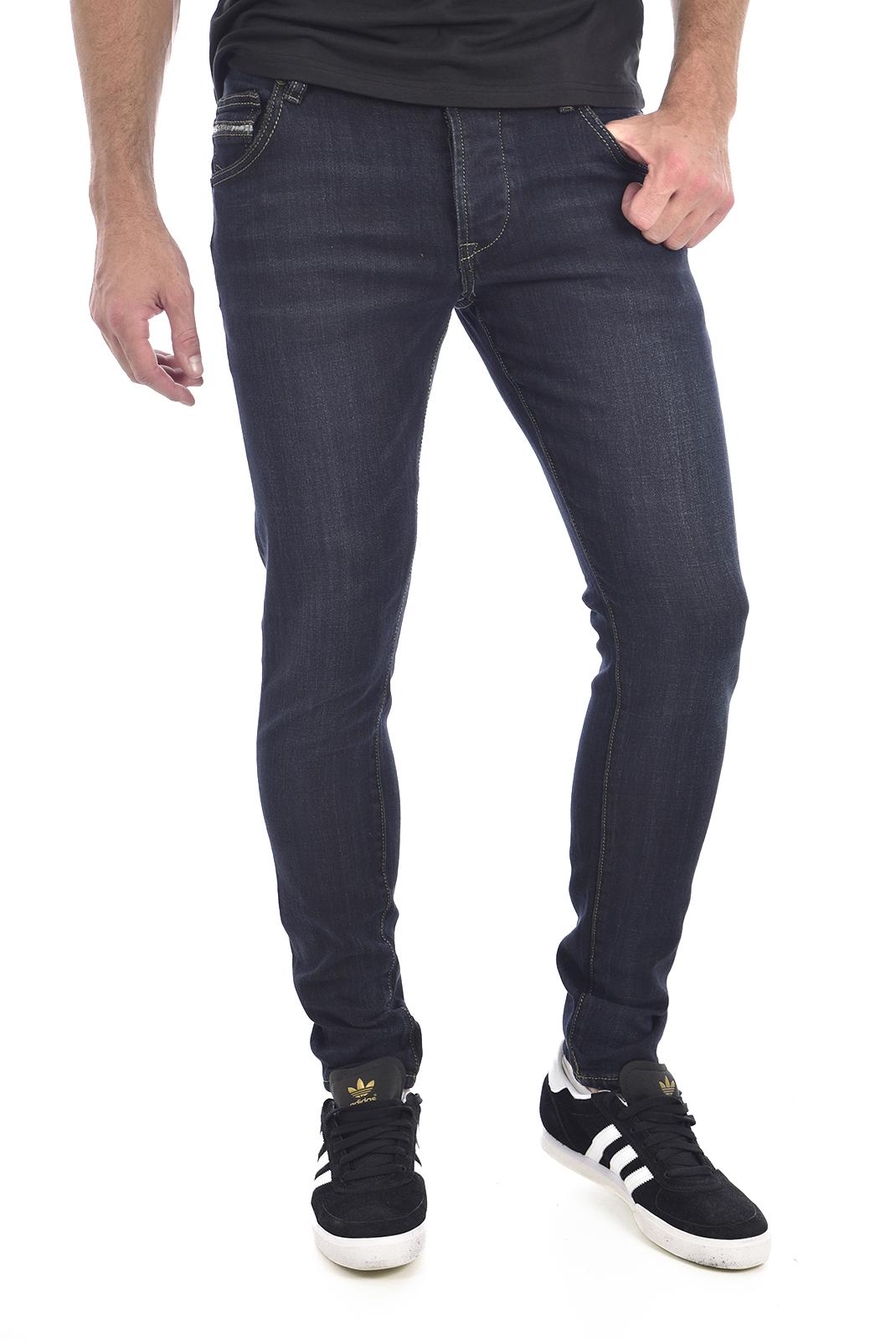 Jeans  Leo gutti L1809 bleu