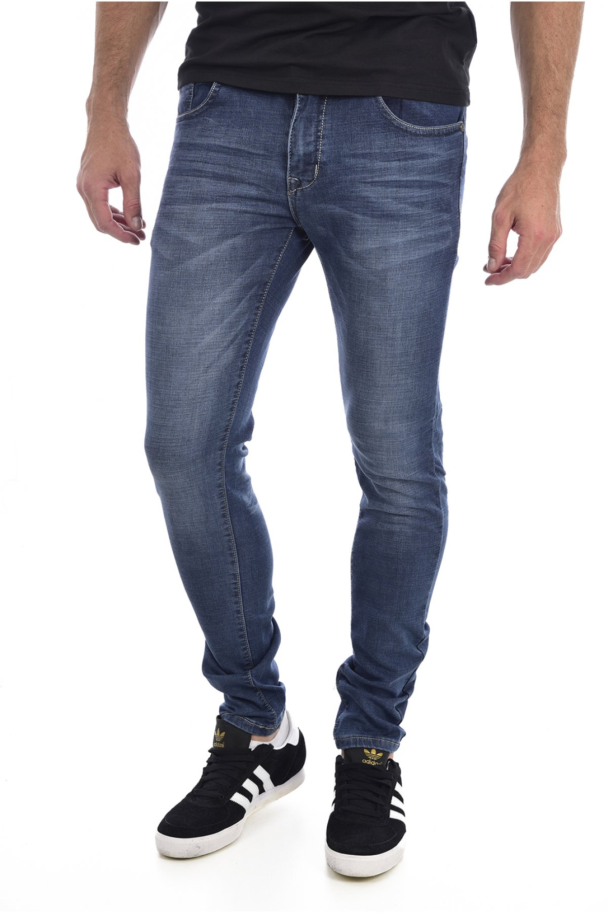 Jean Slim Stretch 5140 - Leo Gutti