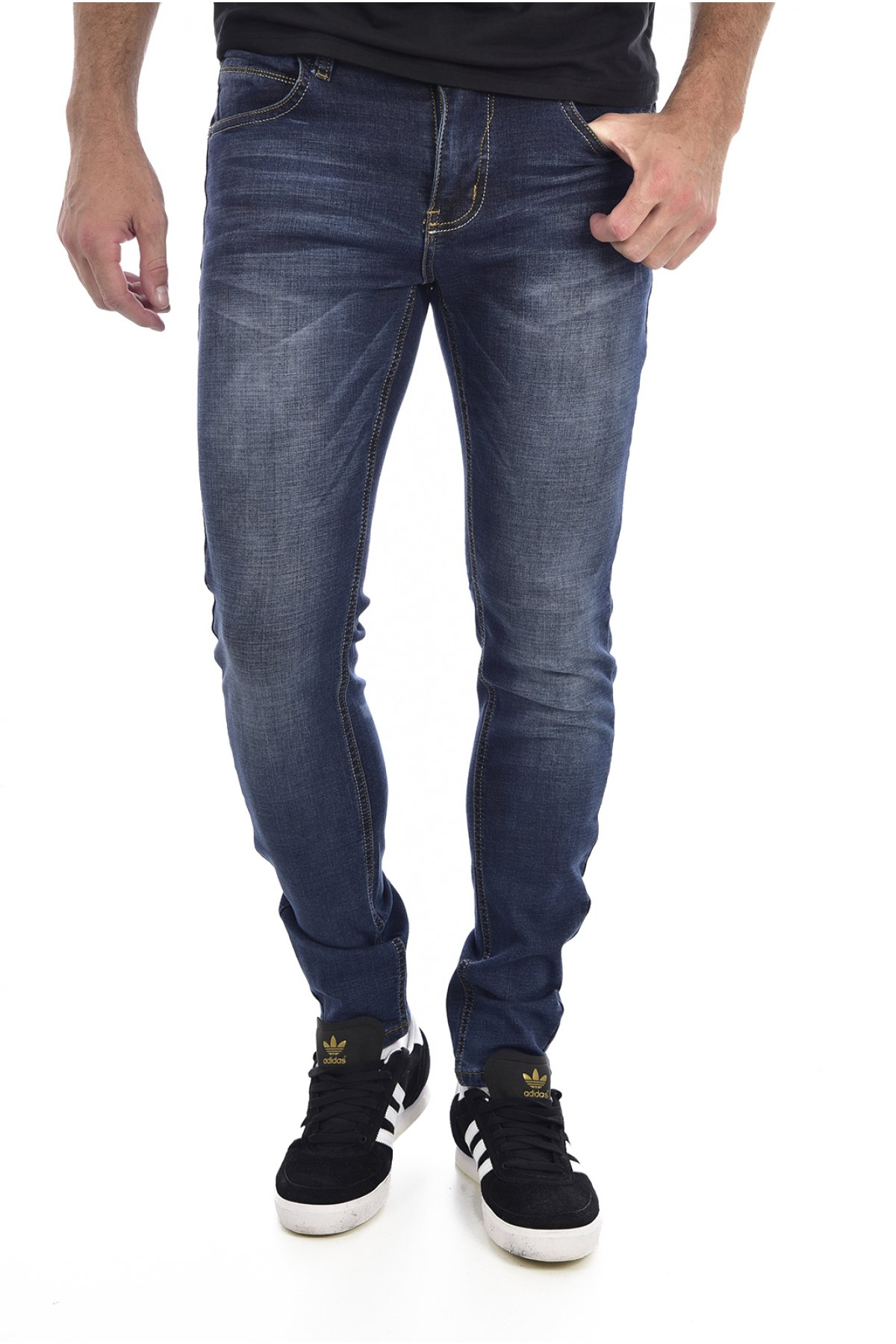 Jean Slim Stretch 5141 - Leo Gutti