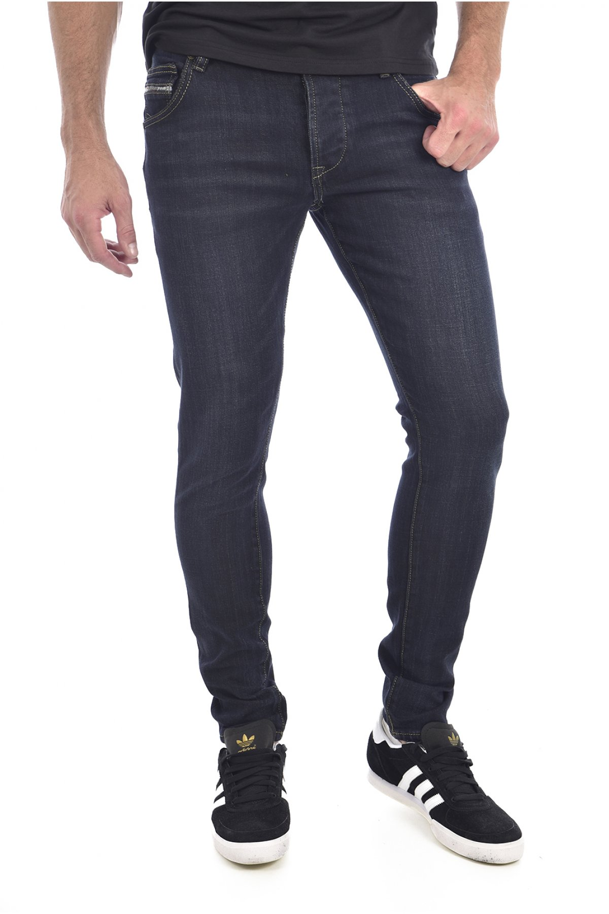 Jean slim stretch brut L1