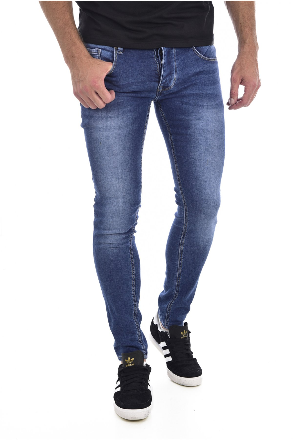 Jean Slim Stretch L01053 - Leo Gutti