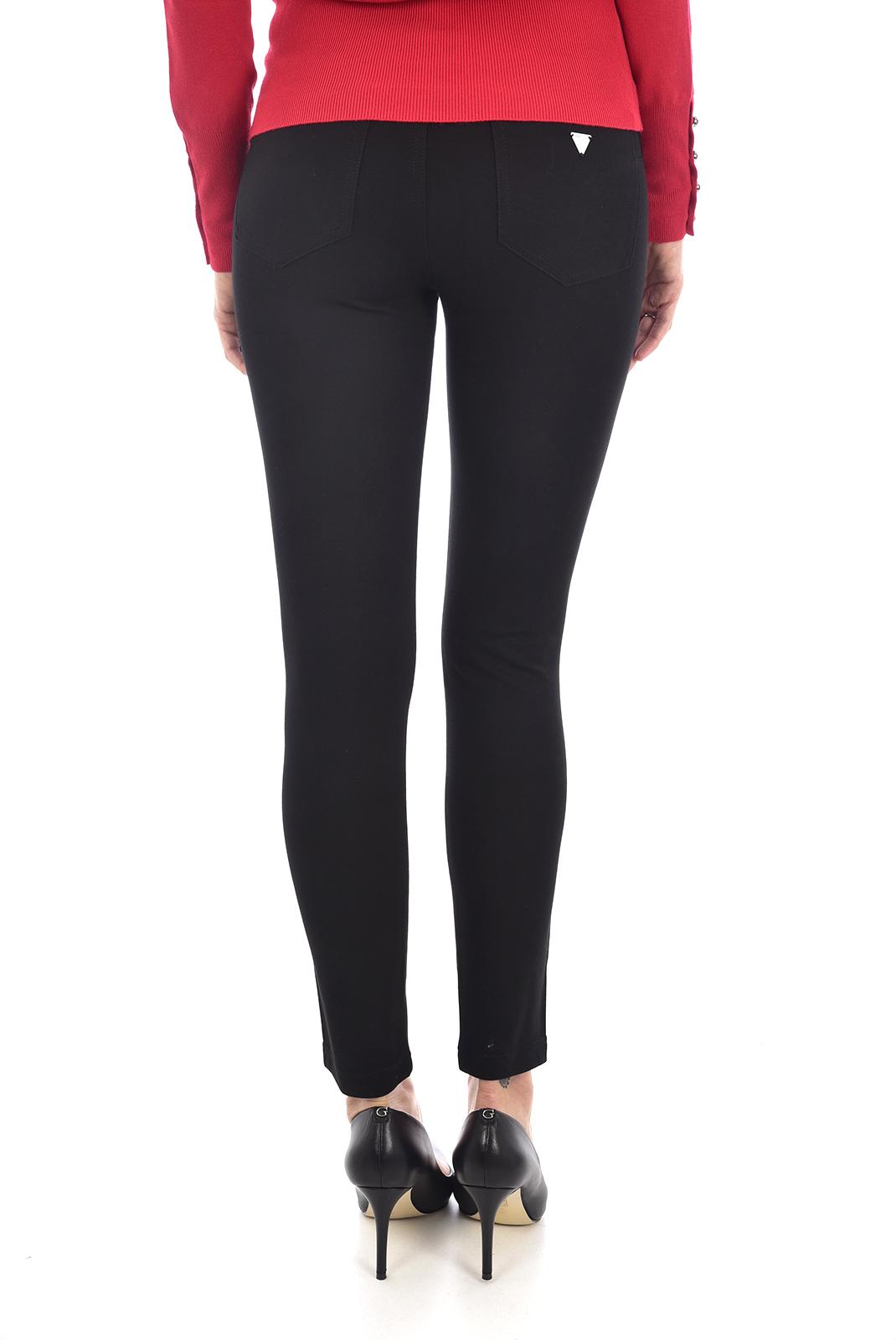 Pantalons  Guess jeans W94AJ2 K8RN0 curve x Jet Black A996