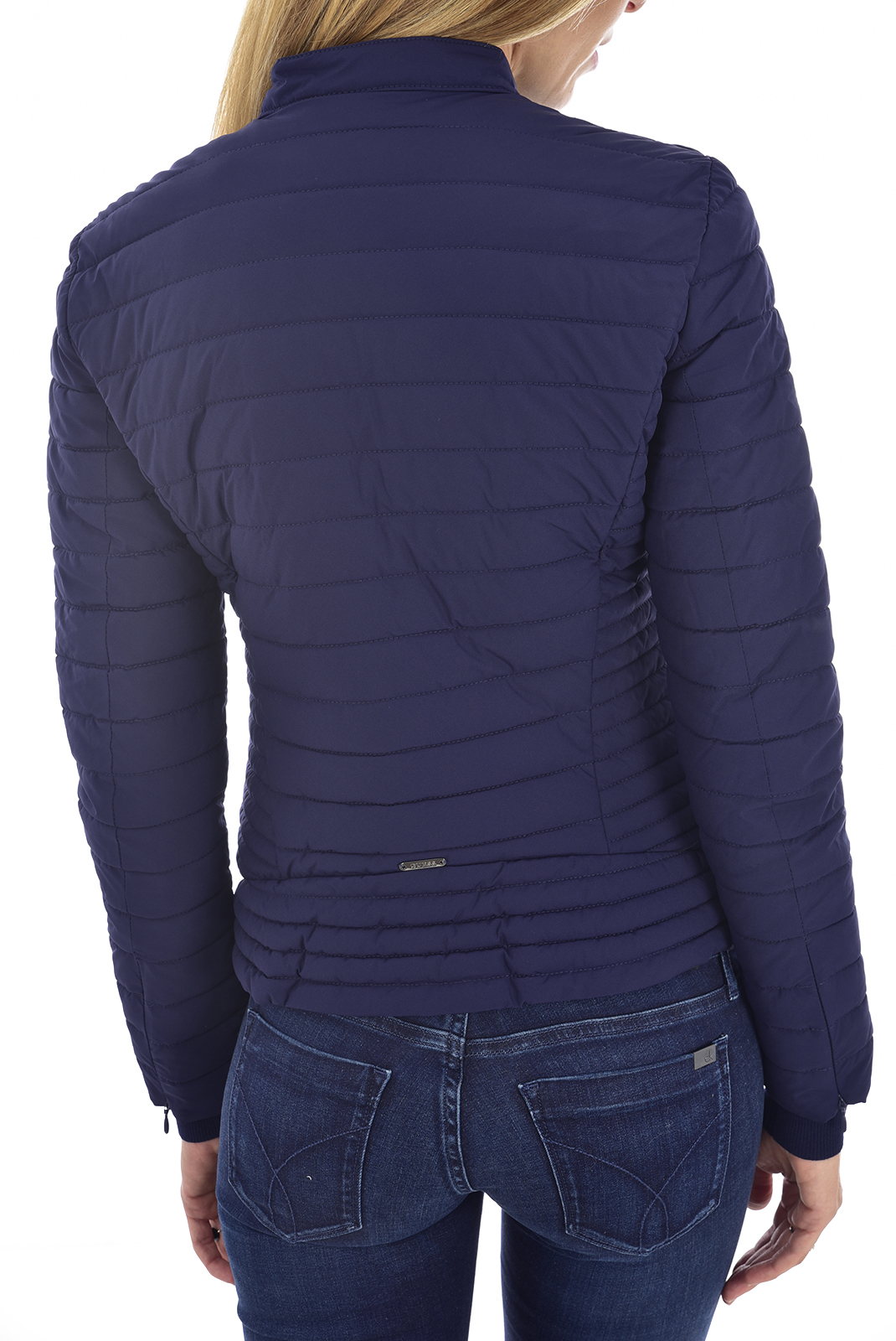 Blouson / doudoune  Guess jeans W94L0S W6NW0 G72G BLUE JAM