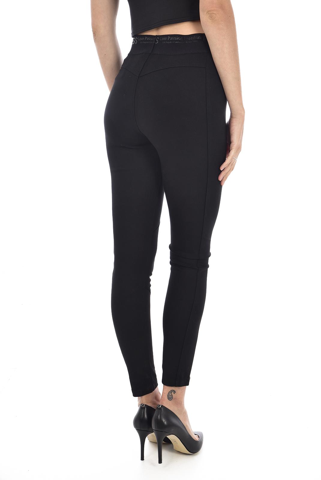 Pantalons  Guess jeans W94B88 K8RN0 Jet Black A996
