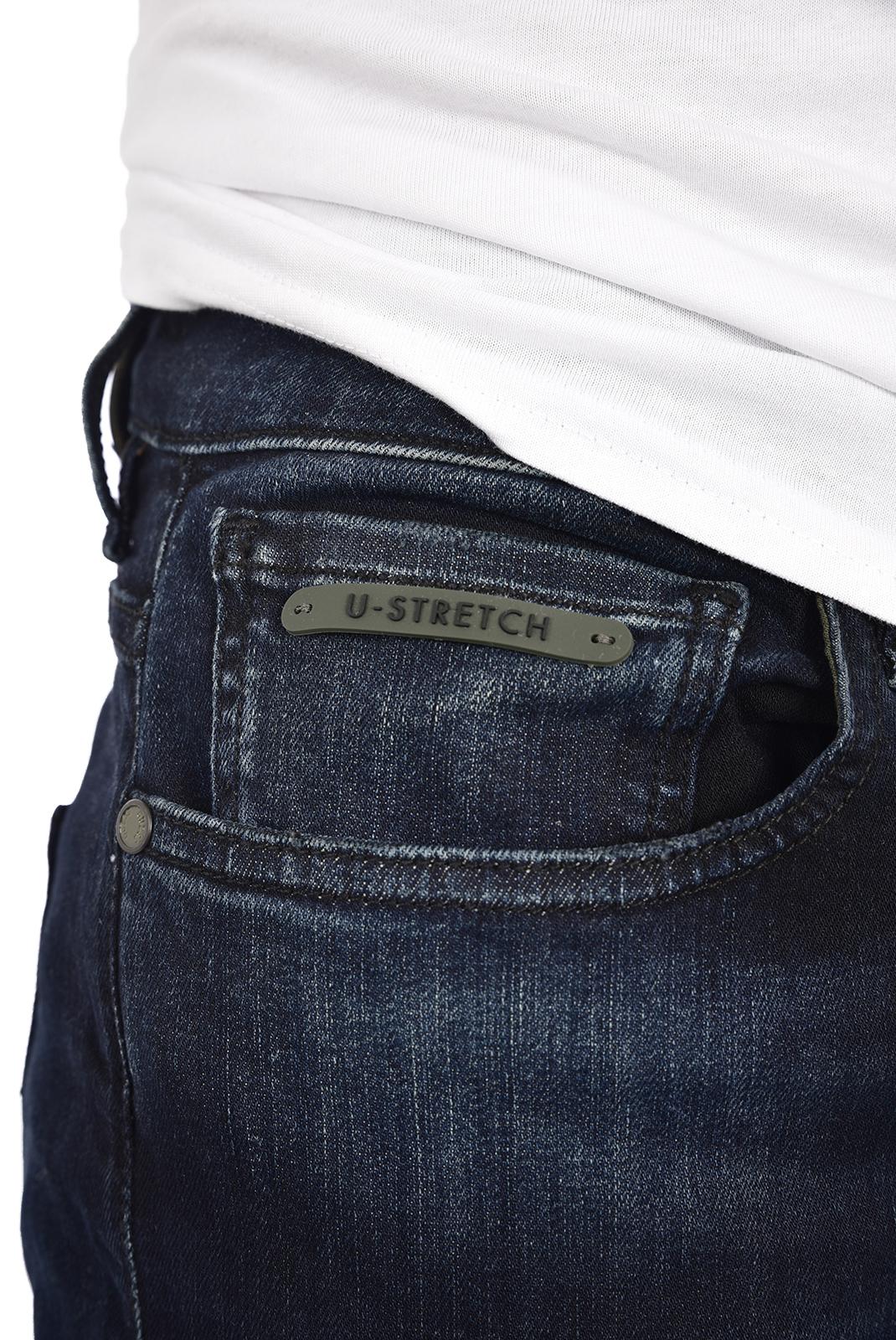 Jeans  Guess jeans M84A13 D2431 JAY BIKER DUNK
