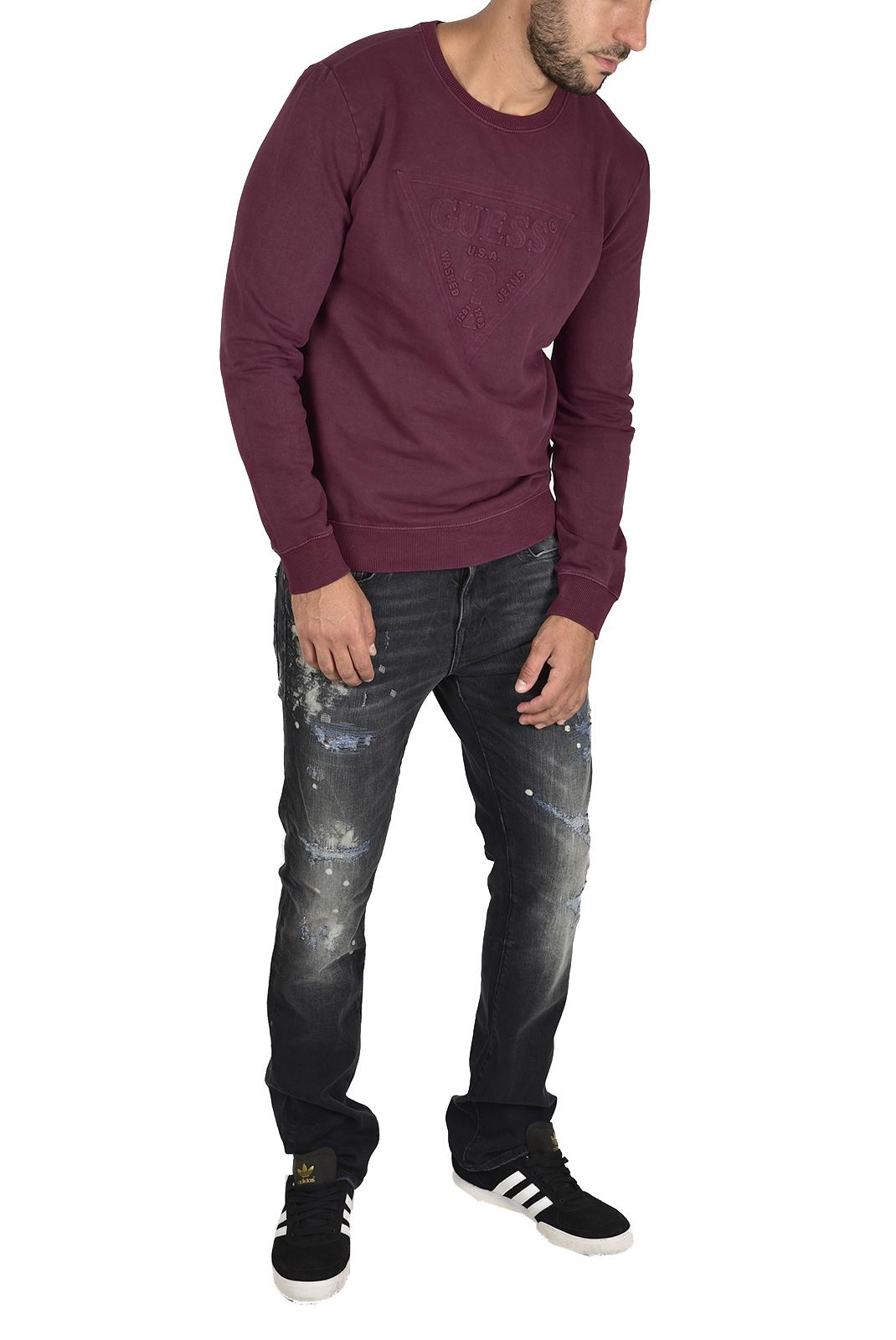 Pulls & Gilets  Guess jeans M94Q35 K92C0 REGAL PLUM