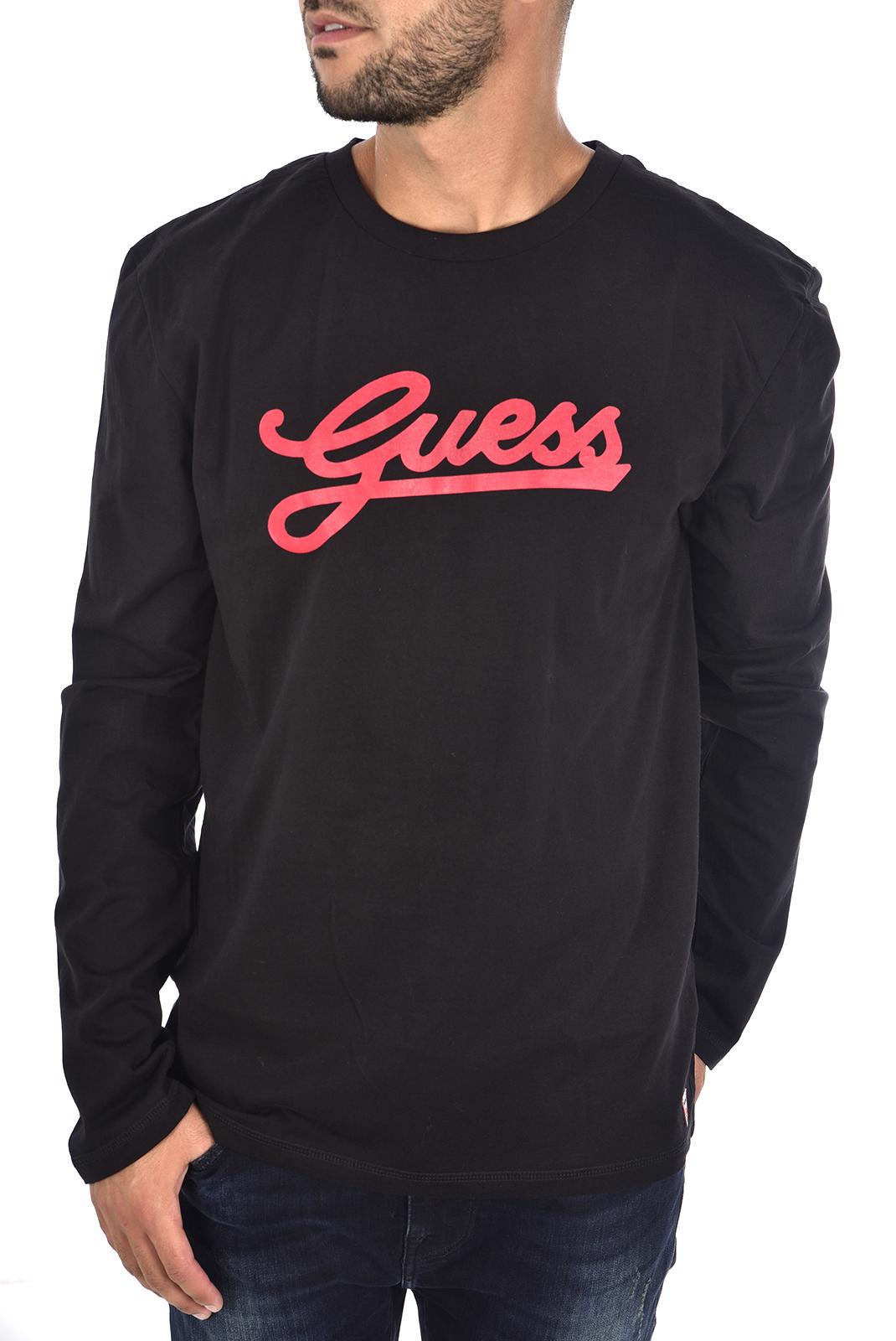 Tee-shirts  Guess jeans U94I07 JR03D A996