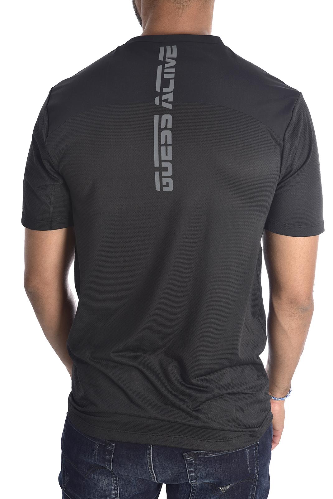 Tee-shirts  Guess jeans U94A05 MC031 A996