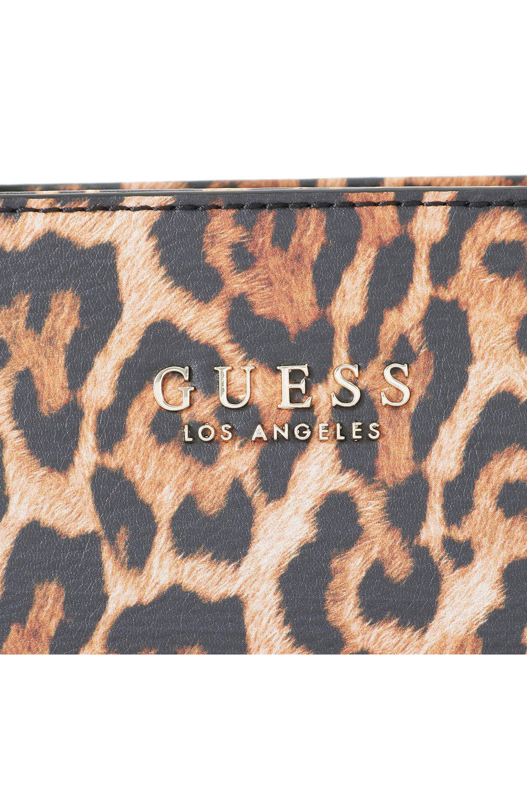 Cabas / Sacs shopping  Guess jeans HWVL71 16230 LIZZY TOTE LEO