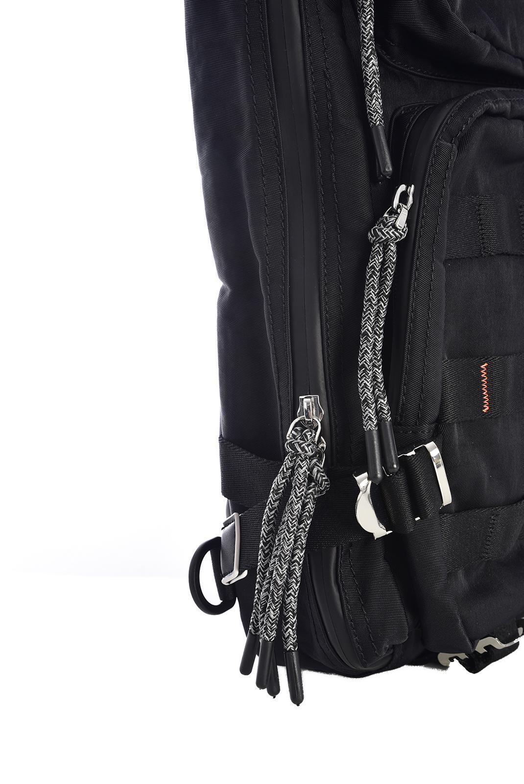 Sacs à dos  Guess jeans HM6793 NYL94 BLACK