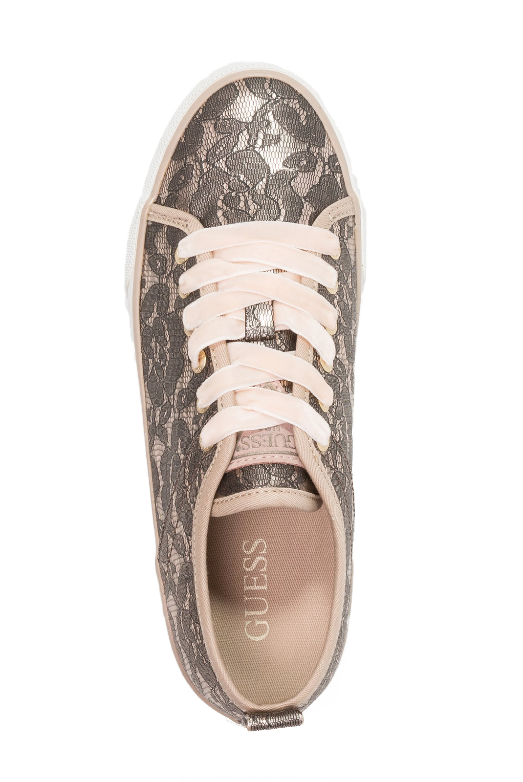 Baskets / Sneakers  Guess jeans FLJLI3 LAC12 jolie beige