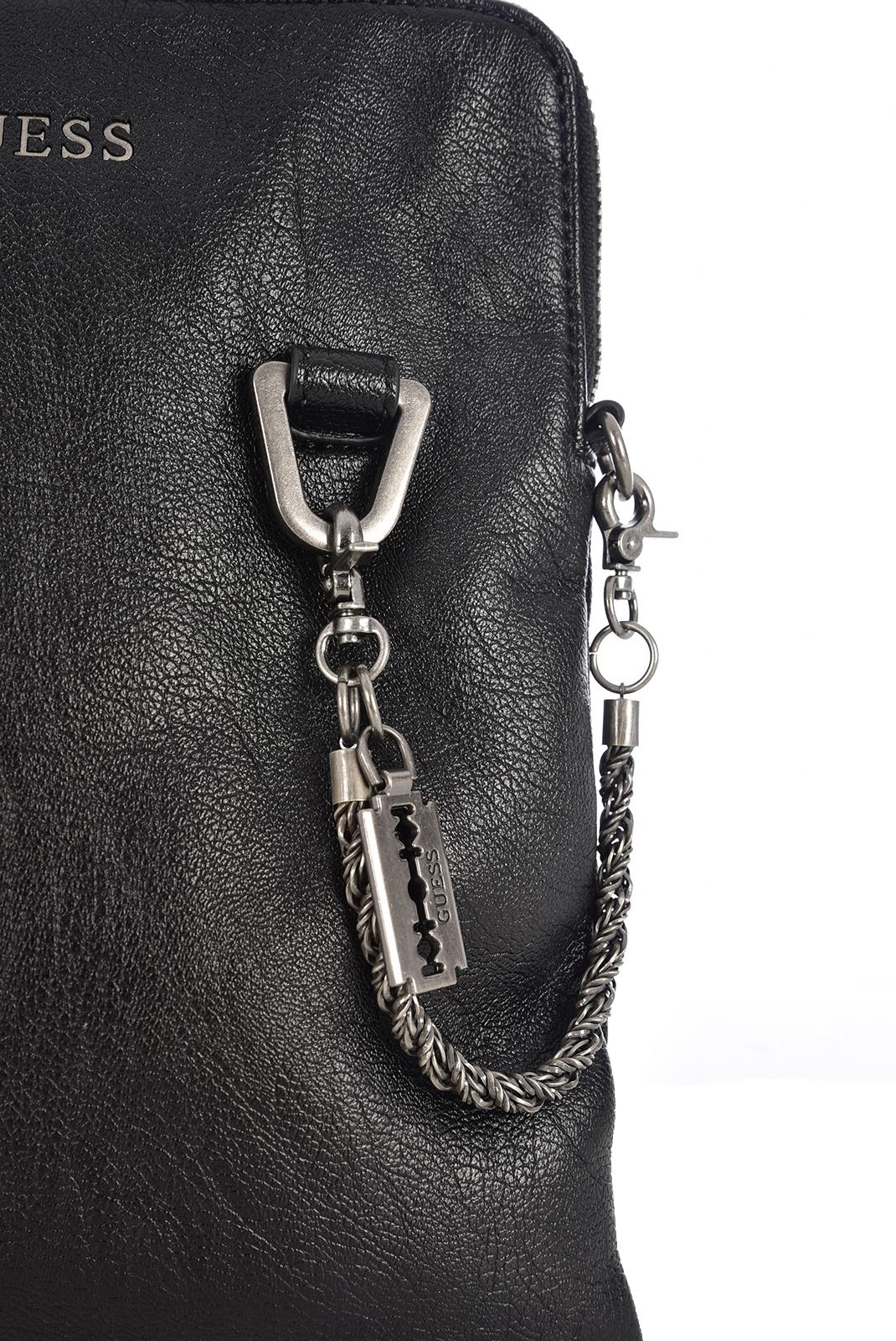 Sacs à bandoulière  Guess jeans HM6816 POL94 BLACK