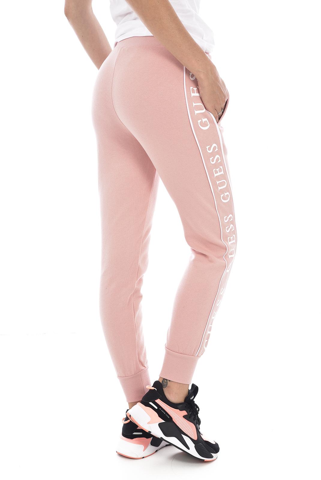Pantalons  Guess jeans O94A59 FL01I g6p6 ROSE