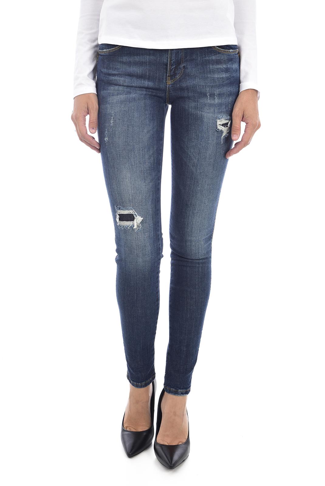 Jeans   Guess jeans W73AJ2 D24D1 CURVE X DTDR