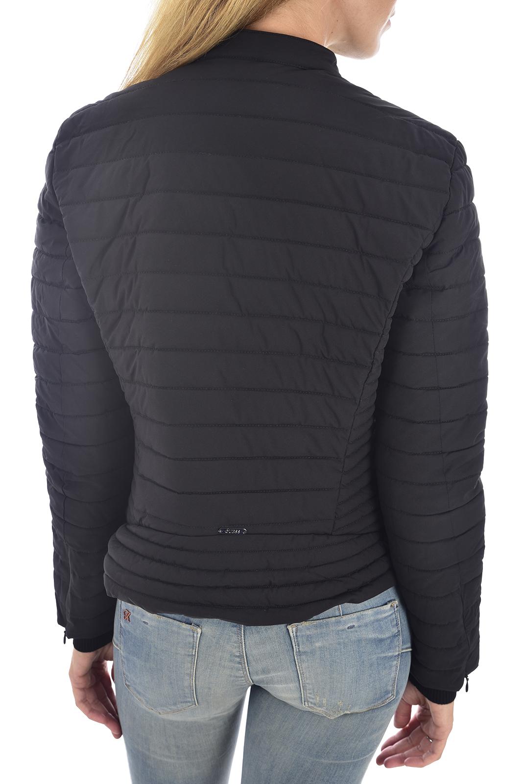 Blouson / doudoune  Guess jeans W94L0S W6NW0 Jet Black A996