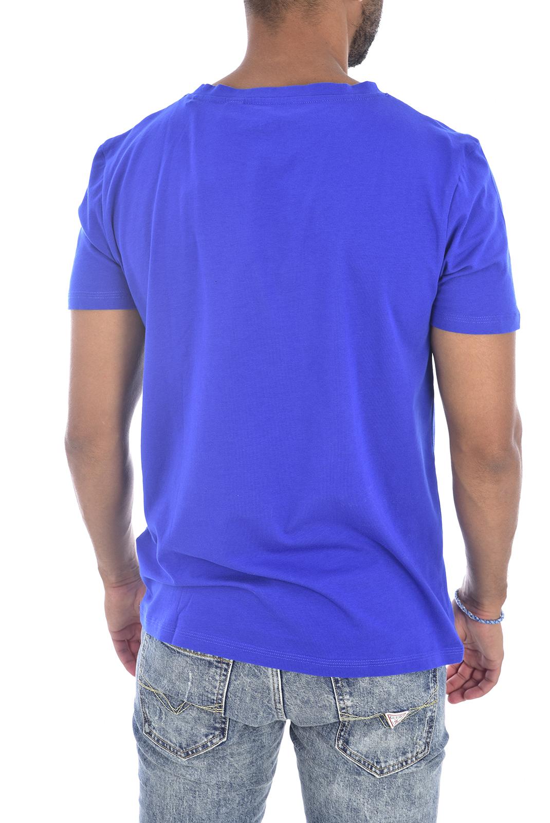T-S manches courtes  Guess jeans U94M09 JR00A WLBL BLEU