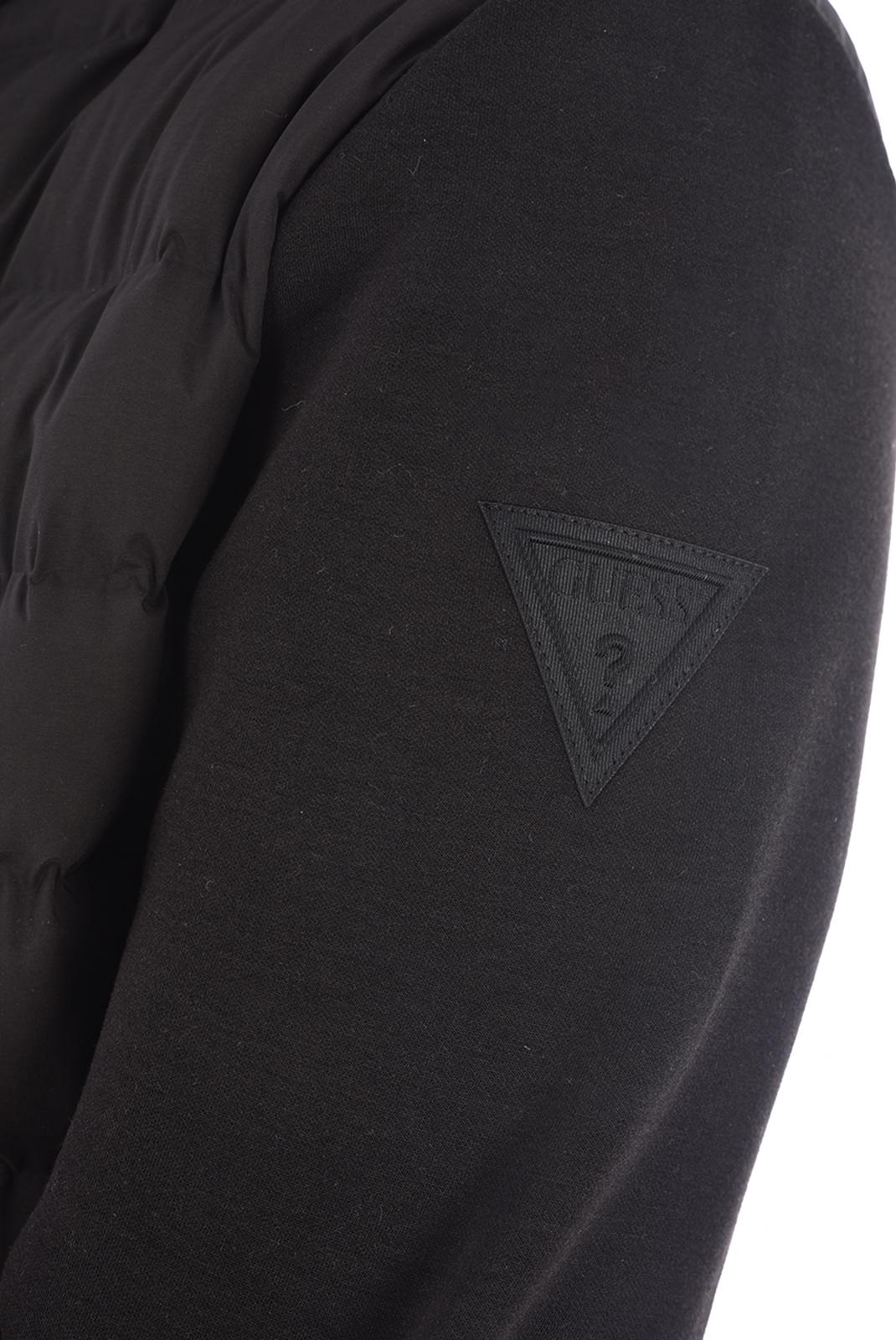 Blousons / doudounes  Guess jeans M94L39 WCD70 Noir de jais