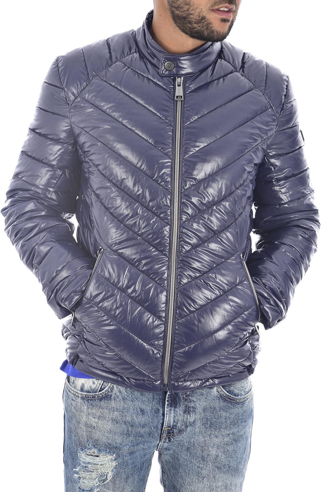 Blousons / doudounes  Guess jeans M94L05 WC270 G720 BLUE NAVY