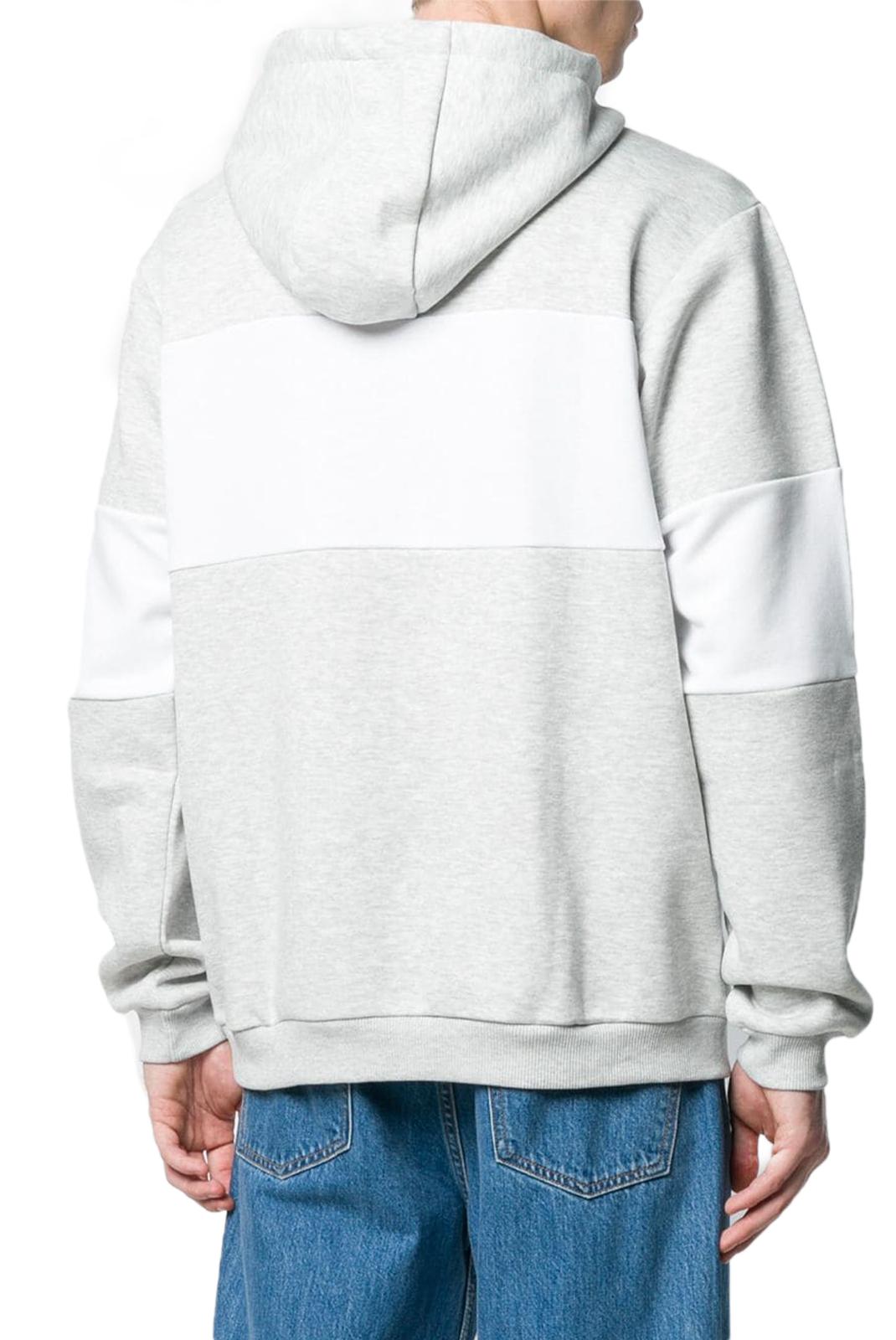 Pulls & Gilets  Fila 687001 A068 light grey mel bros-bright white