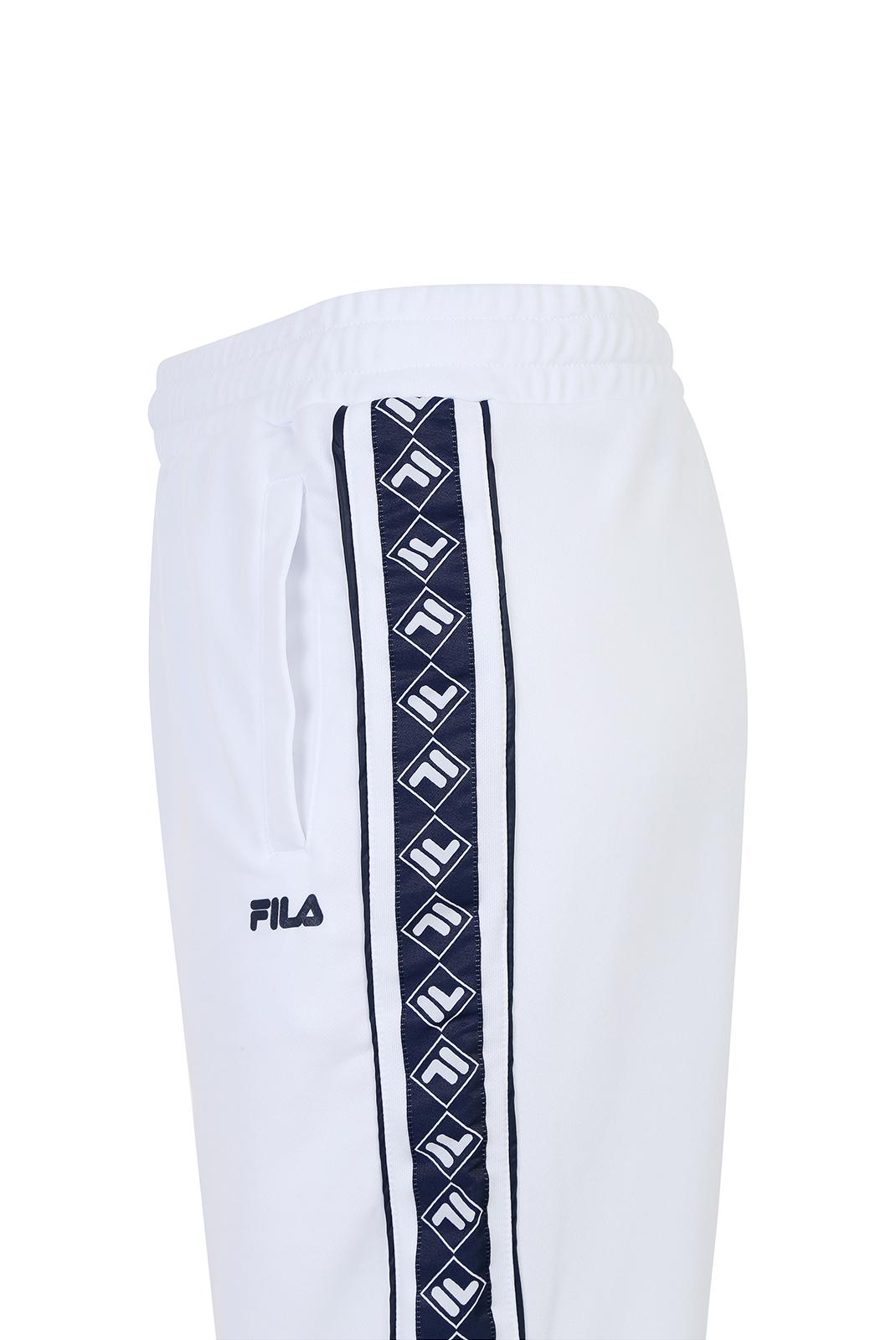 Pantalons  Fila 687164 ralrh M67 BRIGHT WHITE