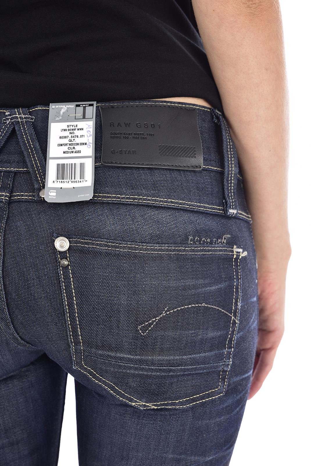 Jeans   G-star 60367.5479.071 BLEU