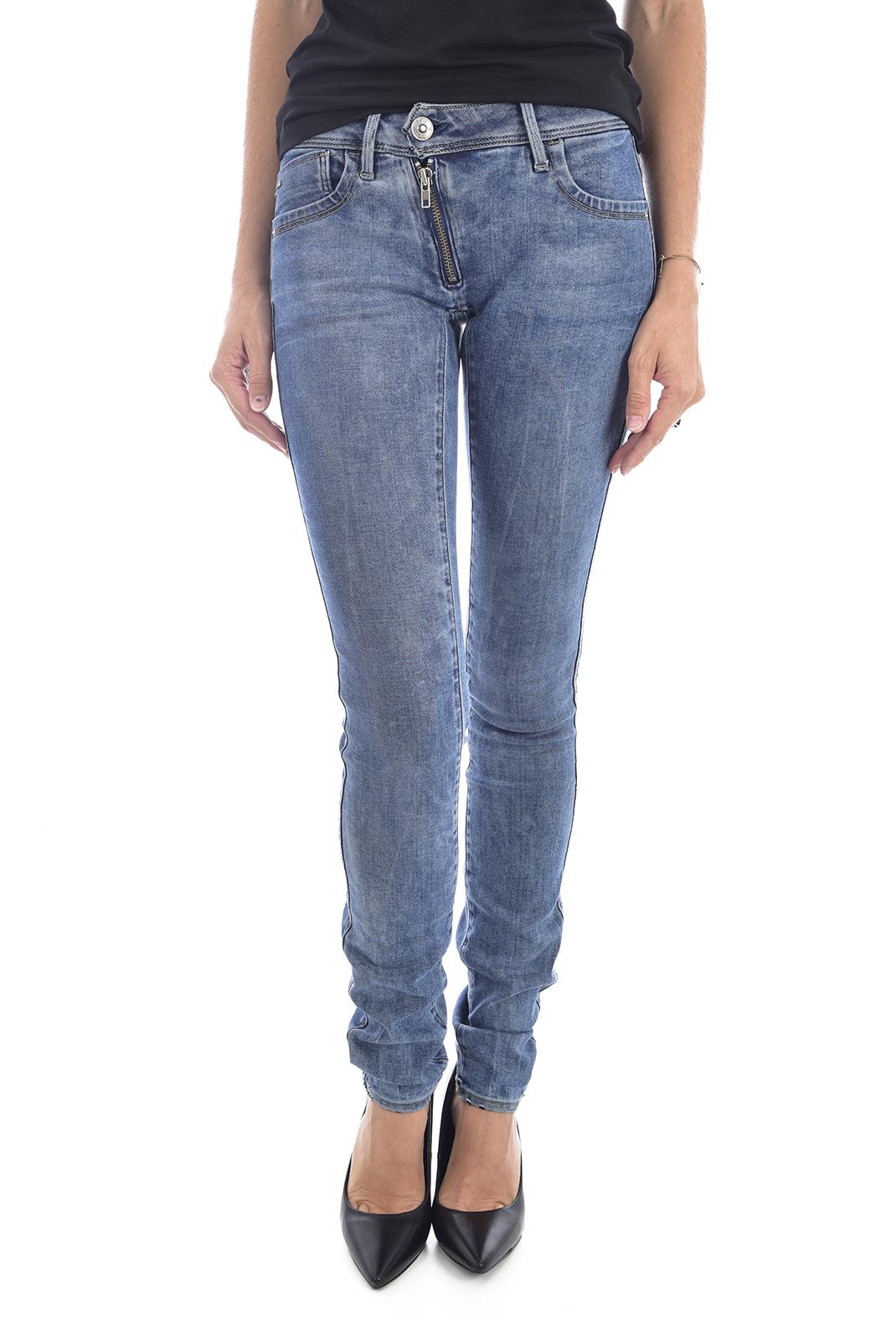 Jeans   G-star 60887-7802-071 lynn bleu