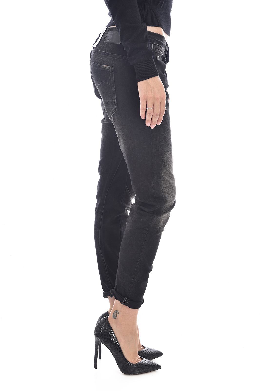 Jeans   G-star 60892-6544-89 arc noir