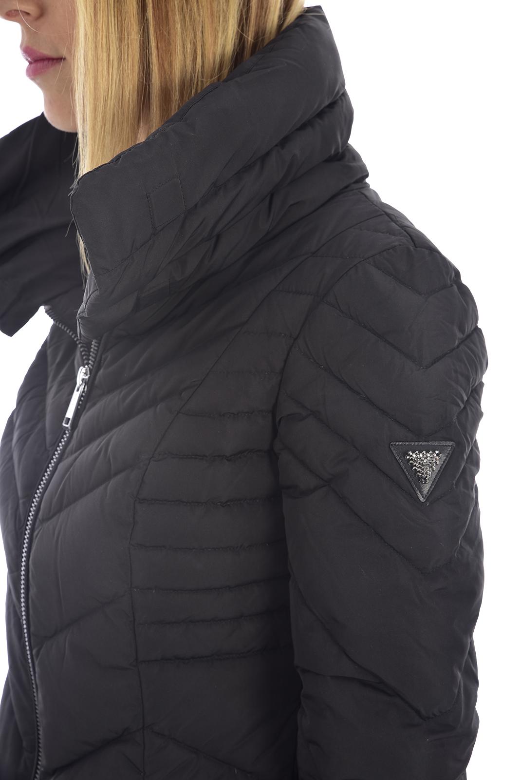 Veste / Parka  Guess jeans W94L82 W94G0 Jet Black A996
