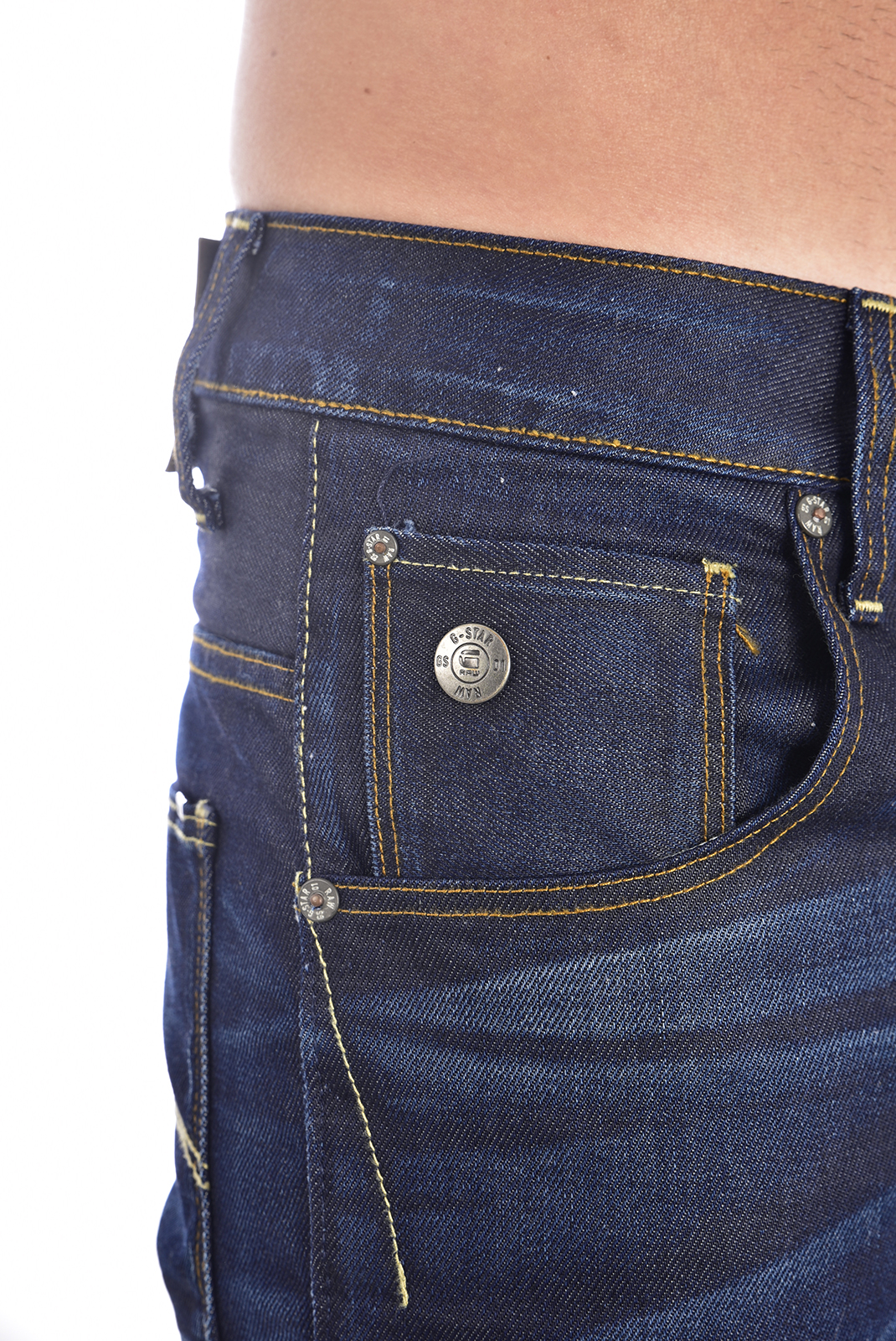 Jeans  G-star 51030-4639-89 arc bleu