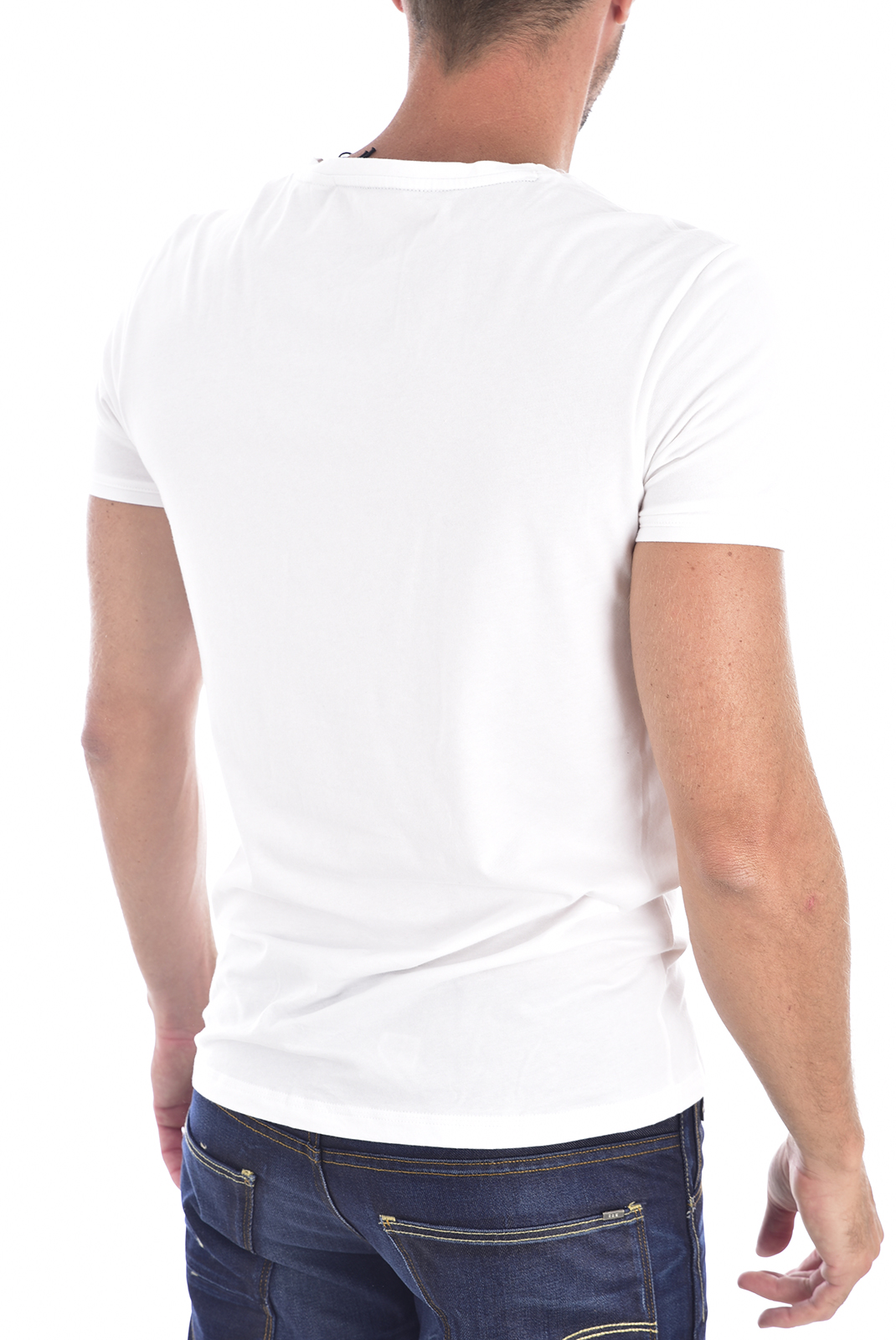 T-S manches courtes  Guess jeans U94G00 JR00A FA96