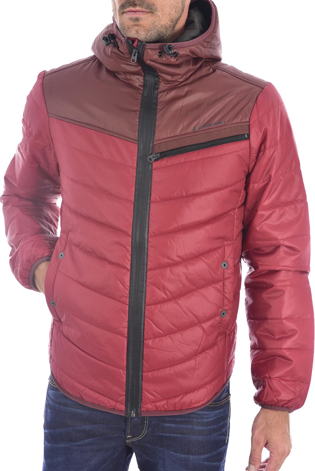 Blousons / doudounes  G-star D03030-6931-5298 attac rouge