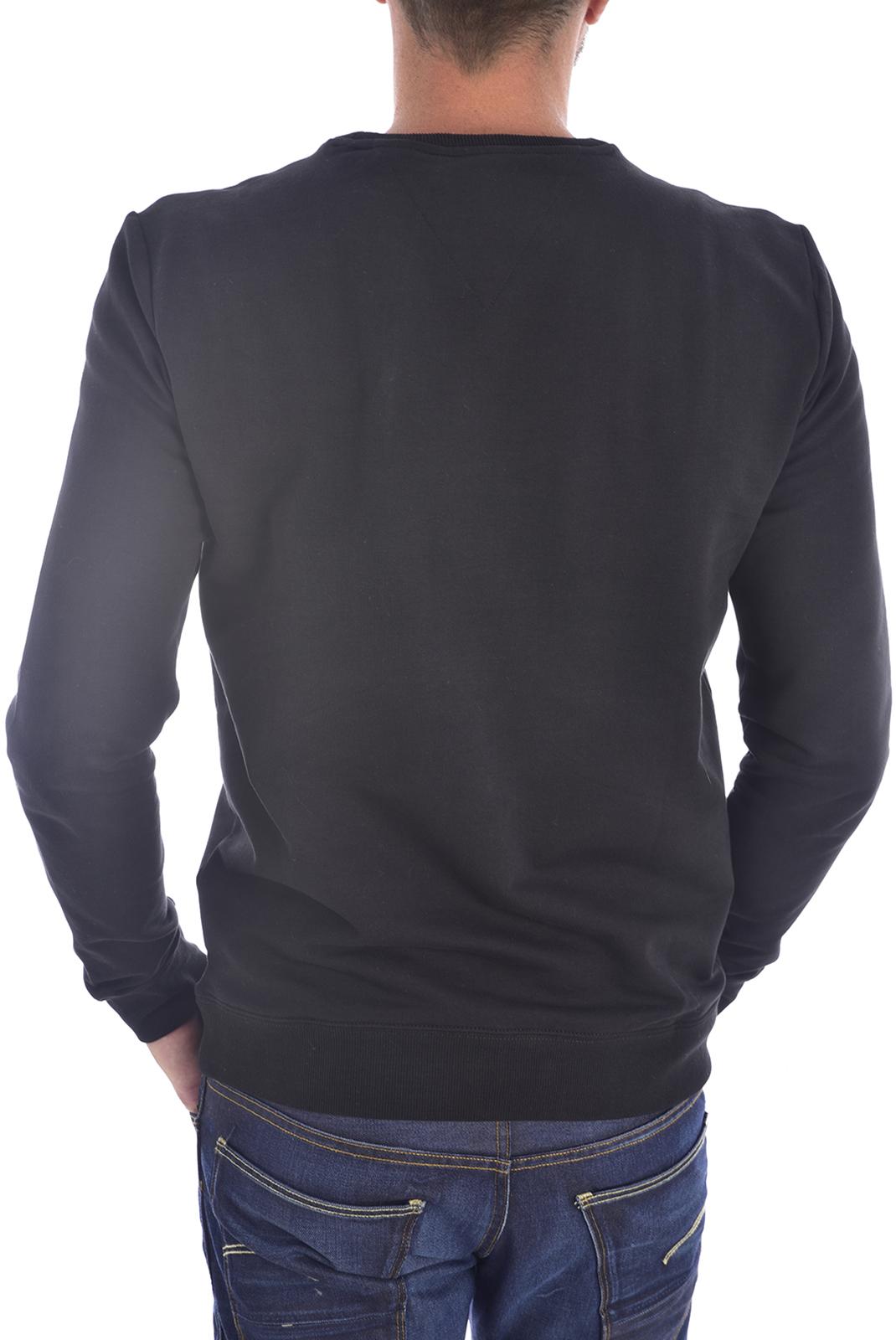 Pulls & Gilets  Guess jeans M94Q24 K7ON0 Jet Black A996