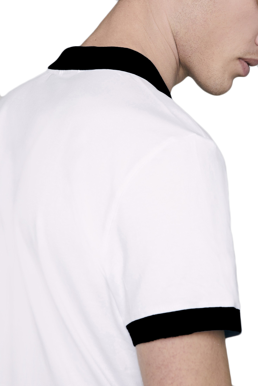 Polos  Redskins BICHOO CALDER BLACK/WHITE